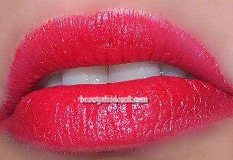 MUA  Scarlet Siren Matte Lipstick