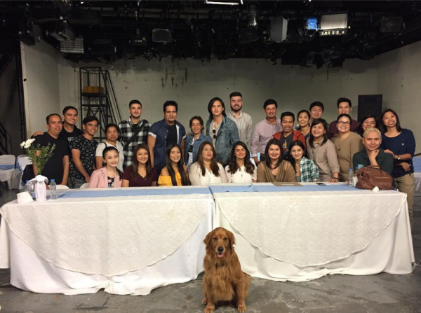 Matt Evans moves to GMA7;  joins Ruru Madrid and Janine Gutierrez in new soap