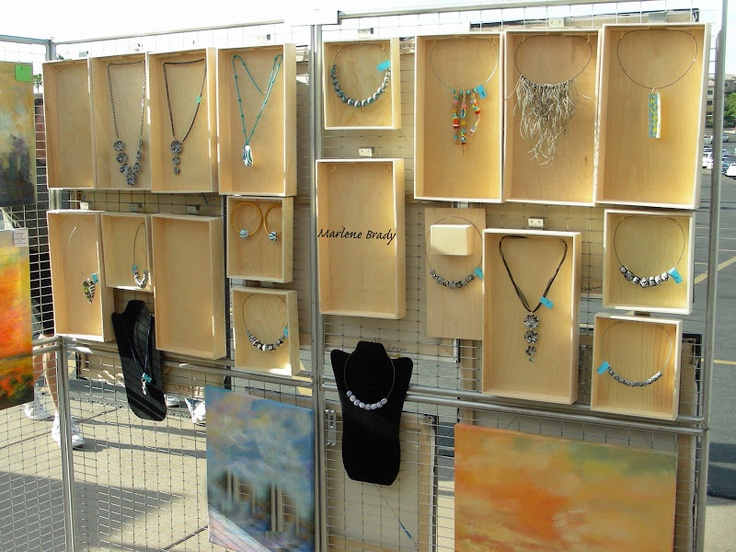 Small Jewelry Booth Idea Nile Corp Blog
