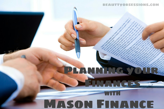 Plan Your Finances with Mason Finance