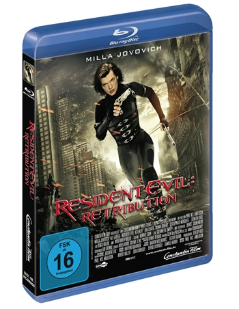 Resident Evil Retribution 1080p 3D SBS MKV Latino