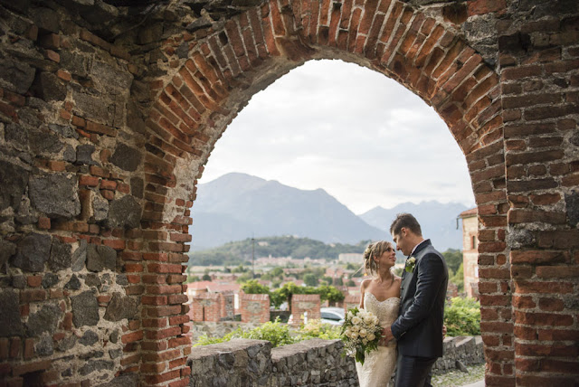 [Real Wedding] Un castello e tanto riso vercellese per un matrimonio incantevole