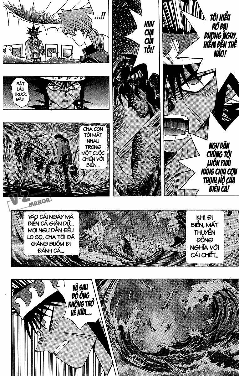 YUGI-OH! chap 181: chinh phục biển cả!! trang 5