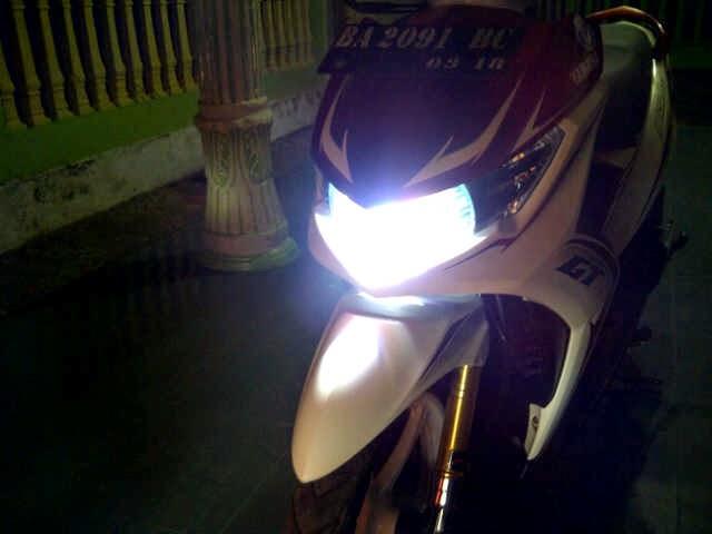 Lampu HID Motor RAVEN the best HID kit