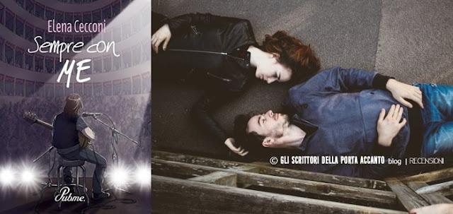 Sempre con me, di Elena Cecconi, recensione - Copertina