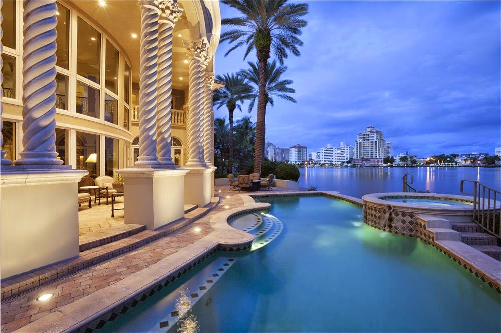 Eileen S Home Design Mansion For Sale In Fort Lauderdale