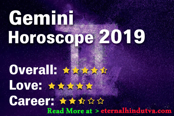 Gemini Horoscope 2019 - Science and Hindu Religion