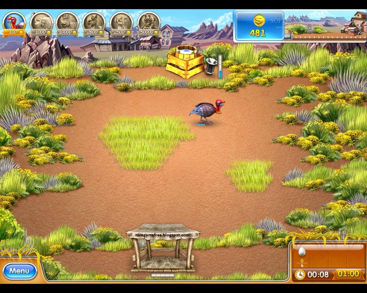 Farm Frenzy 3 Madagascar PC Game Free Download Download