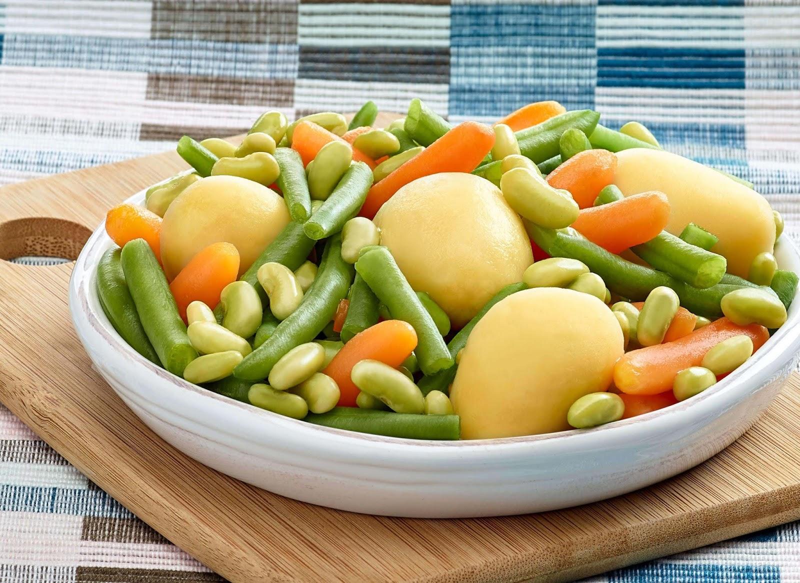 Légumes féculents