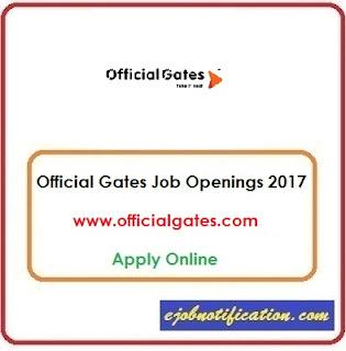 Official Gates Hiring Freshers UI Developer Jobs in Chennai Apply Online