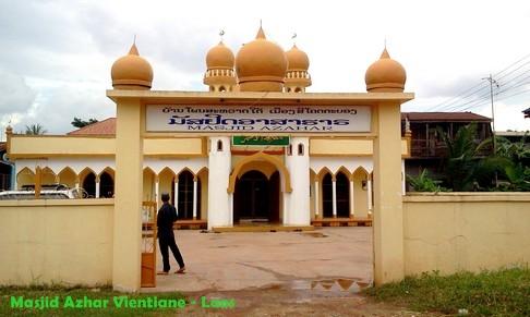 Laos: Minoritas Muslim di Negeri Seribu Gajah
