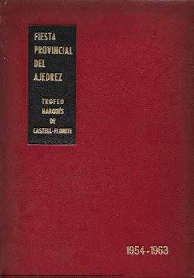 Portada del libro Fiesta Provincial del Ajedrez