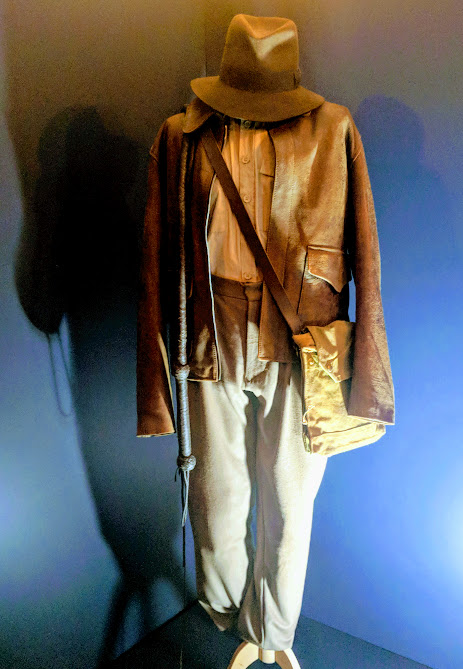 Preston Park - Behind the Seams | 10 reasons to visit with tweens and teens  - Indiana Jones Costume