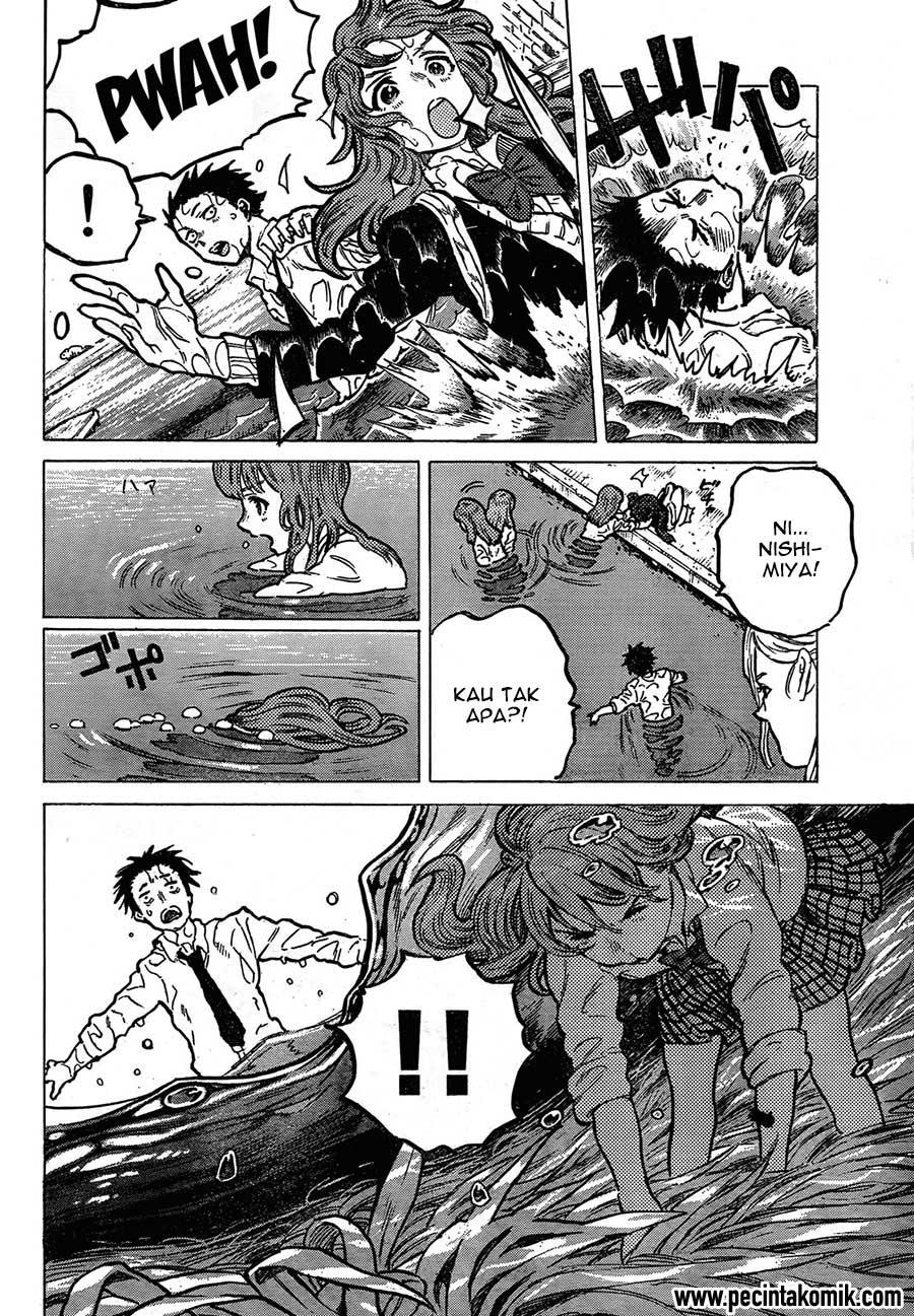 Koe no Katachi Chapter 07-14