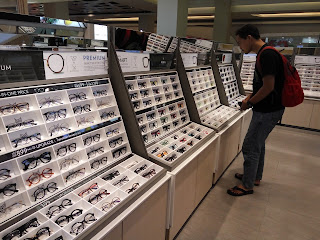 kacamata murah di Jakarta owl eyewear gratis pemeriksaan nana nanudz