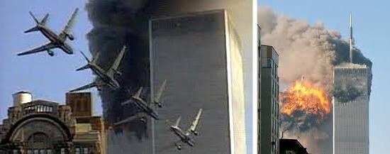 Aviões poderiam derrubar as torres gêmeas?