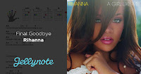rihanna slow songs #7 - Final Goodbye