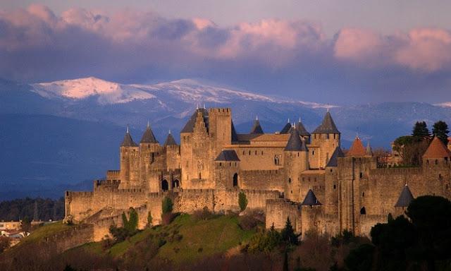 Carcassonnena França