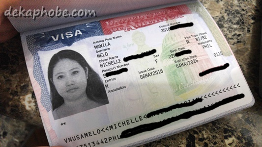 How To Apply For Us Tourist Visa