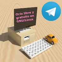 Ocio libre y gratuito en GNU/Linux