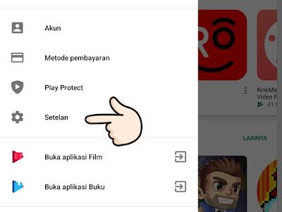 Cara Membuat Aplikasi Play Store Update Automatis Beberapa Aplikasi Saja Tidak Semuanya