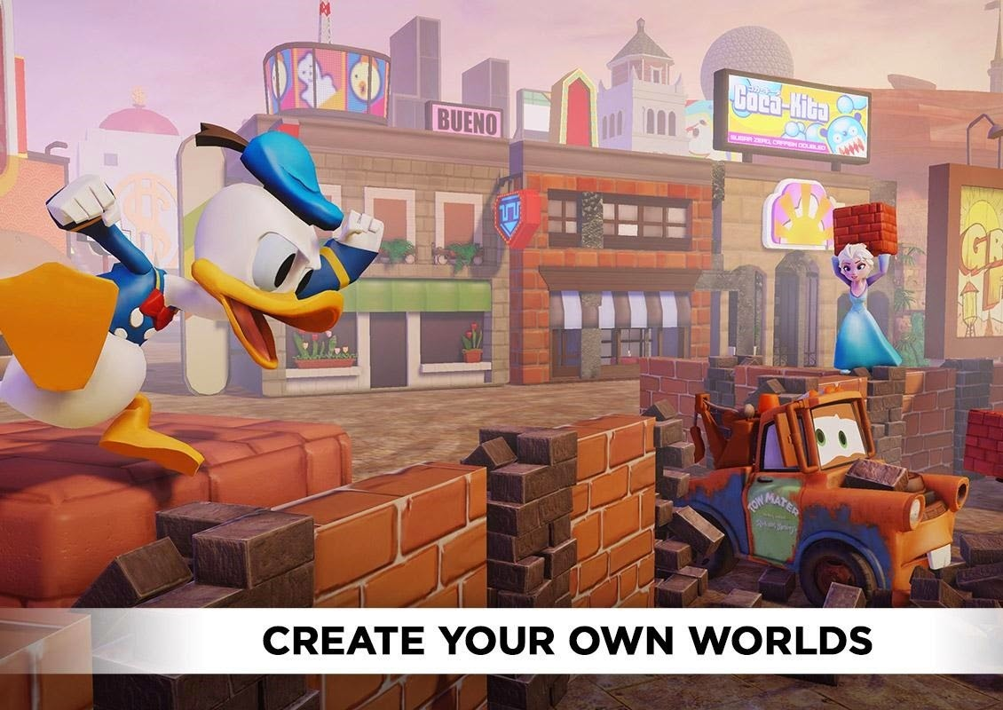 DisneyInfinityToyBoxMODAPK%2BDATA2.0_Androcut_1av Disney Infinity: Toy Box MOD APK+DATA 2.0 Apps