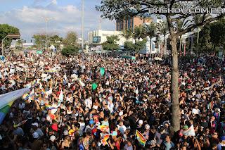 IMG 9930 - 13ª Parada do Orgulho LGBT Contagem reuniu milhares de pessoas