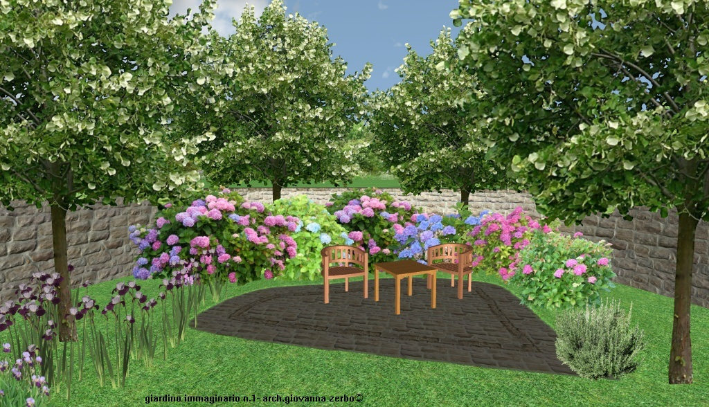 Lessico vegetale giardino immaginario n 1 for Angolo giardino