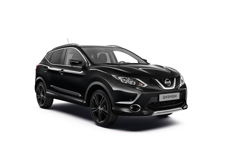 Συλλεκτική έκδοση Nissan QASHQAI Black Edition