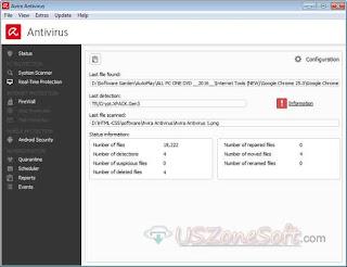 Antivirus software (Free download) - Windows XP