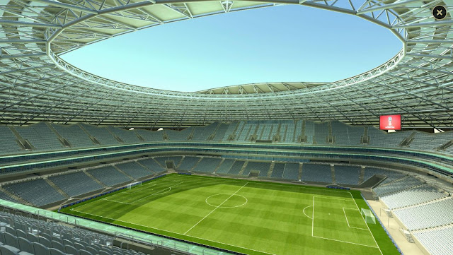 imagini stadioane rusia 2018