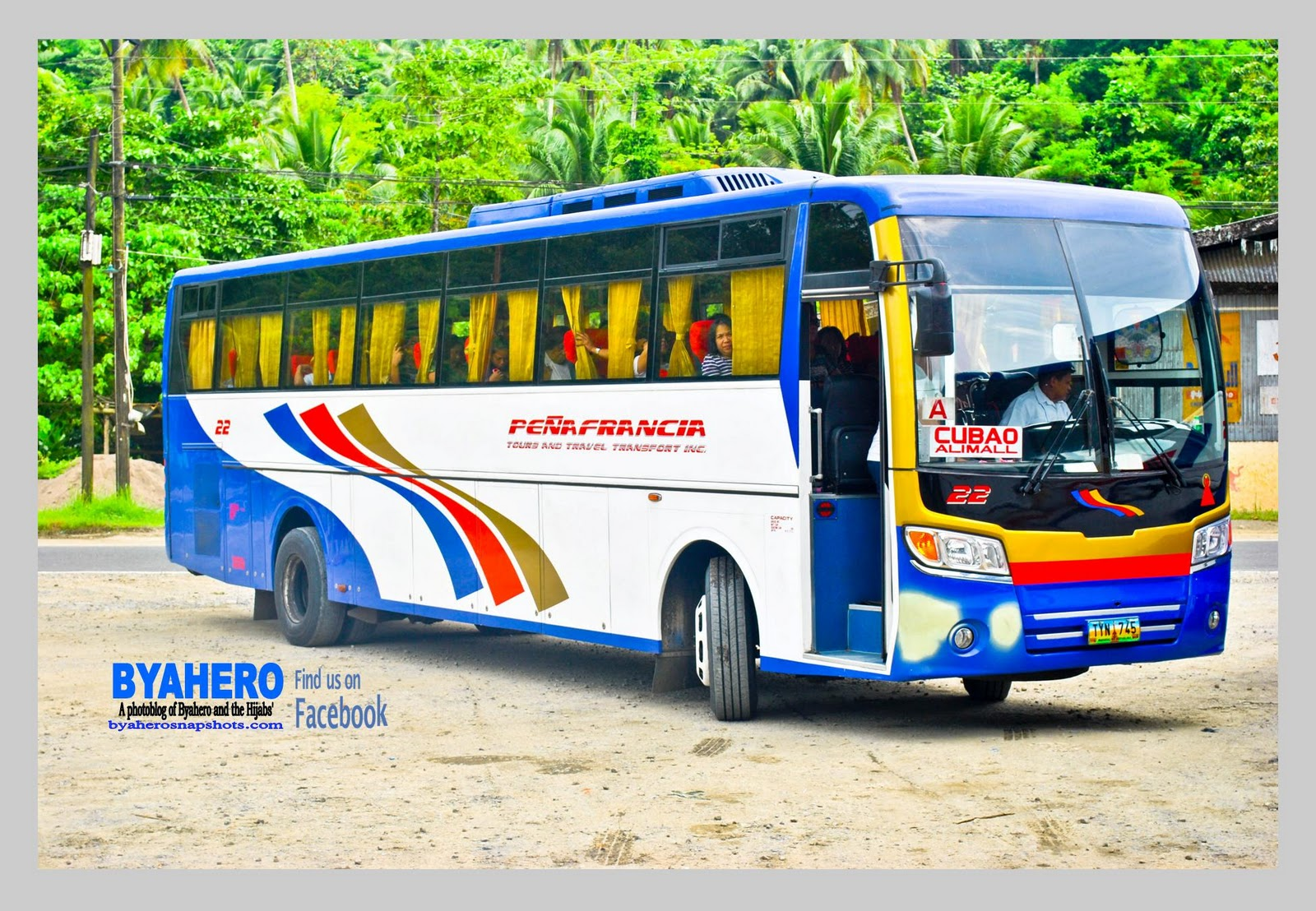 Byahero Penafrancia Tours Amp Travel Transport Inc