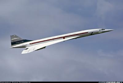 El Concorde, tot un mite