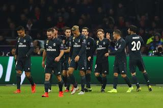 ملخص نتيجة مباراة ريال مدريد وجيرونا اليوم الاحد 17-2-2019 في الدوري الاسباني