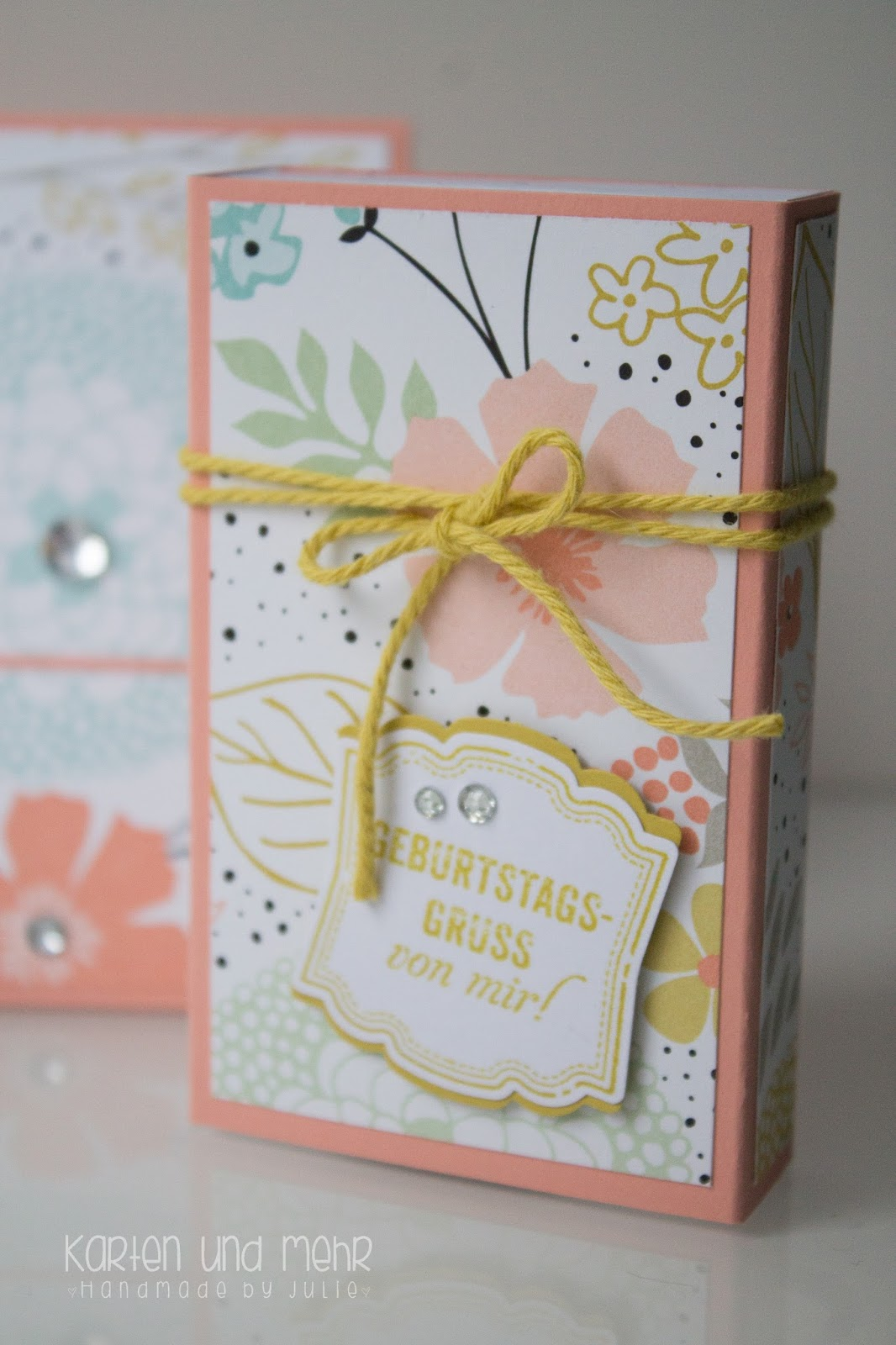 Stampin Up Box