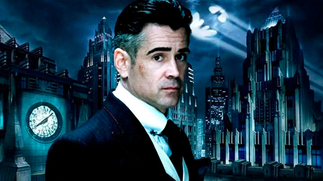 Matt Reeves confirma Colin Farrell como Penguin em The Batman