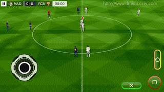 Download FTS17 Mod Full Europe by Nesa Jr Apk + Data Obb