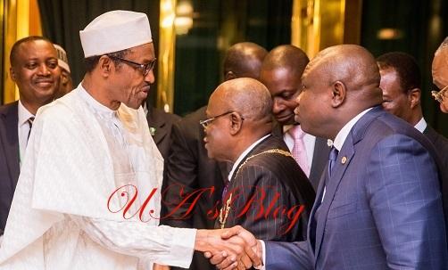 I'm Wiser Now – Ambode Tells Buhari In Aso Villa