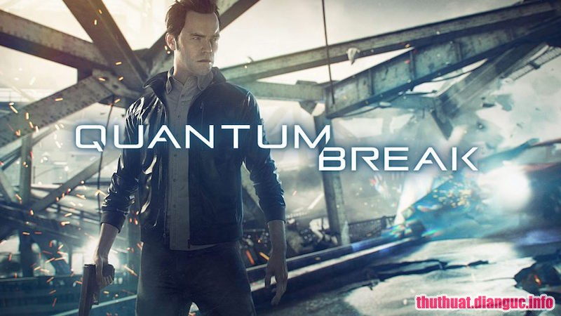 Download Game Quantum Break Full Cr@ck