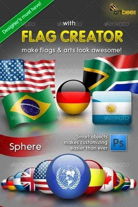 Flag Creator 108604 Free Download