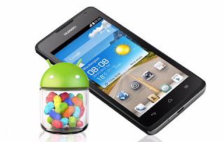 Unbrick Flash Huawei Ascend Y530-U00 Via PC Menggunakan QFIL