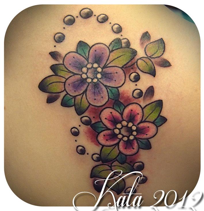Tattoos By Kata Puupponen: Tattoos By Kata Puupponen: Huhhuh :D