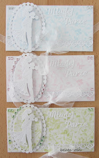 681. Ślubne kopertówki