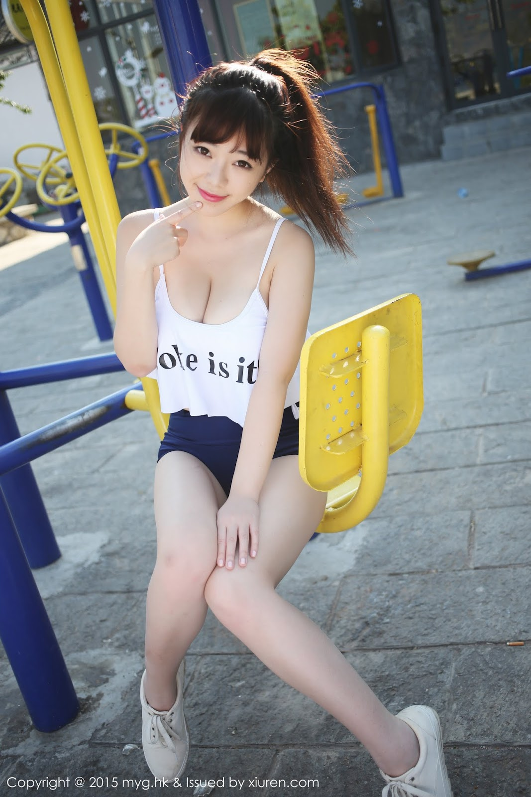 115%2B%252828%2529 - Sexy Girl MYGIRL VOL.115 FAYE