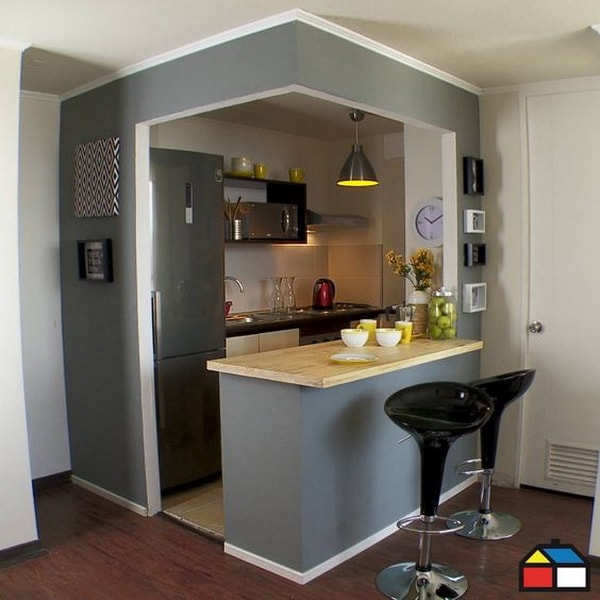 Small Kitchen Decoration Ideas - Simple Kitchen Design Layout 10