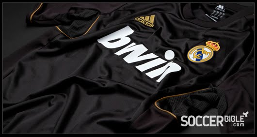 half off 02079 fbb89 Adidas Football Jersey Real Madrid Away Season 2011-2012