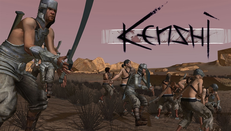 Kenshi PC Game Free Download Poster