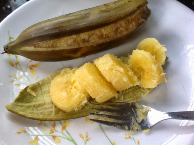 manfaat pisang rebus bagi ibu hamil