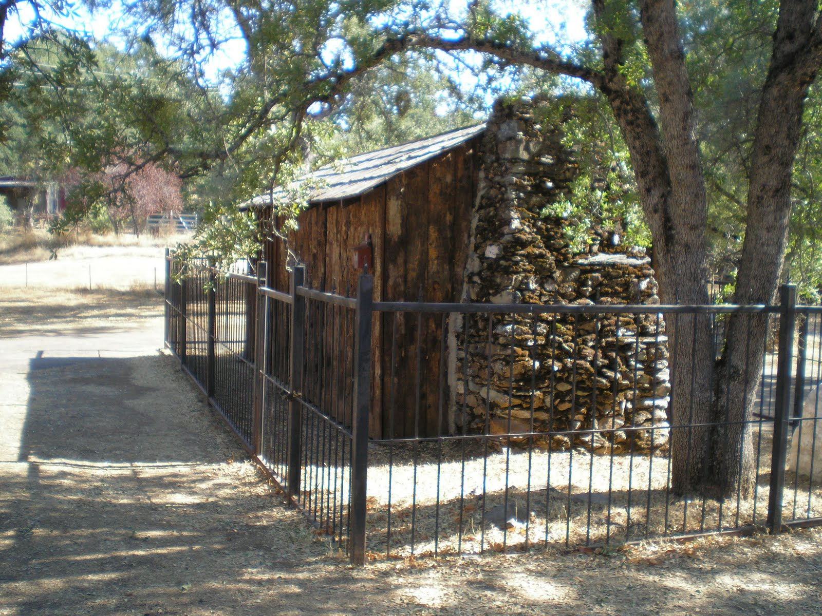The Road Genealogist Sonora To Mark Twain Cabin To