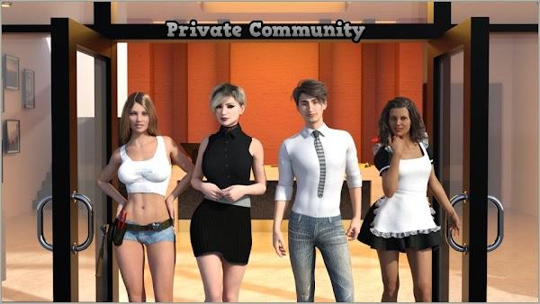 Private Community [v0.1.9b] Boomatica